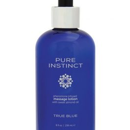 Pure Instinct Pheromone Massage Lotion – 8 oz