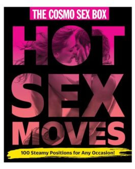 The Cosmo Sex Box of Hot Sex Moves – 100 Steamy Positions for any Occasion