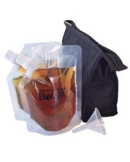 Cosmetic Bag Stealth Flask